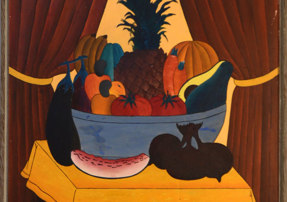 Alix G · Fruit Basket