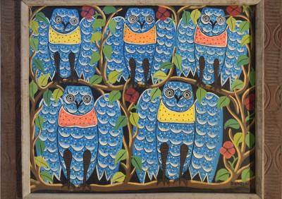 Blanchard Benjiman · Five Owls