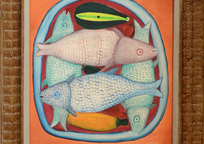 Brasil A · Fisherman Platter