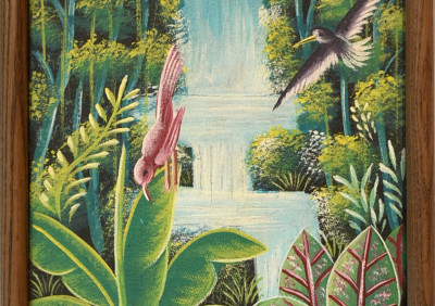 Edward E · Humming Birds