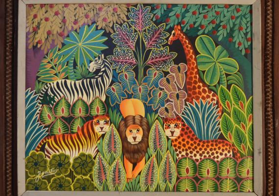 Gautier J · Animal Paradise