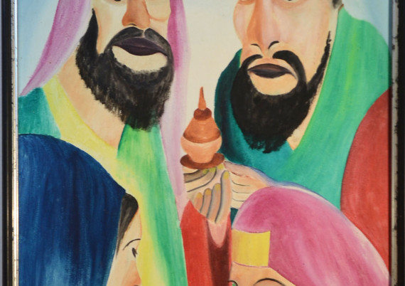 Innocent T J · Three Wise Men