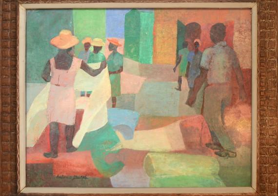 Joseph Antonio · Ladies Picking Linen
