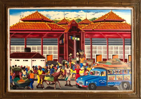 Joseph E M · Iron Market and Bus