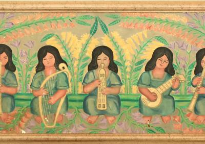 Levique G · Five Angels Making Music