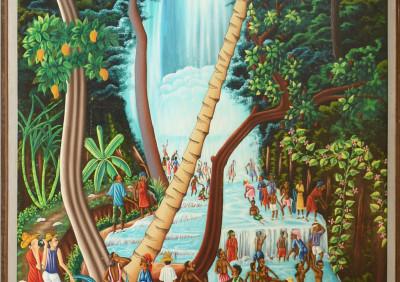 Logueruer M · Waterfall