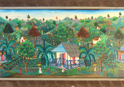 Michel Delfred Jn · Village in Orchard