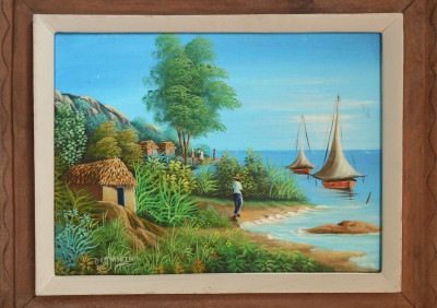 Myrthil D · Houses and Beach