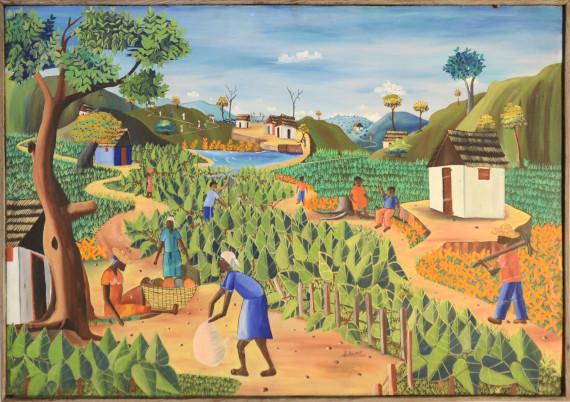 Rene B · Women to the Harvest