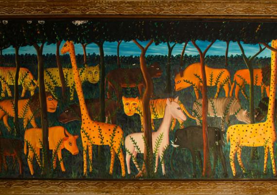Biroche · Tigers and Giraffes