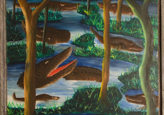 Bryoche · Crocodilles