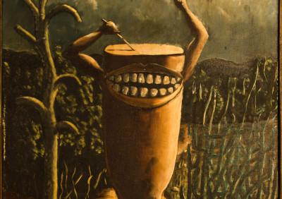 Durandisse J · Voodoo Drum
