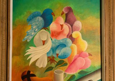 Gautier J · Six Pigeons
