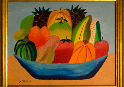 Ismeus S · Fruit Still Life