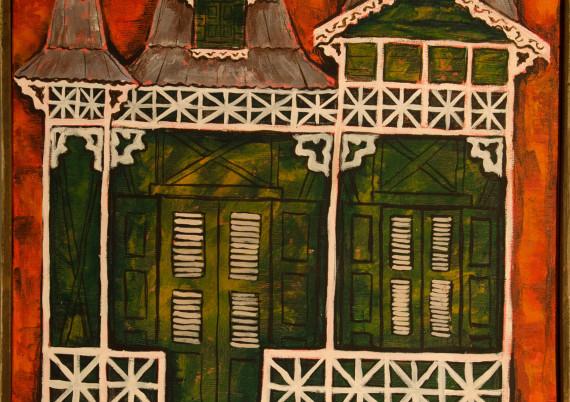 Jolicoeur W · Green Gingerbread House