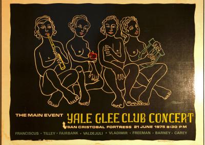 Maldonado · Yale Concert San Cristobal