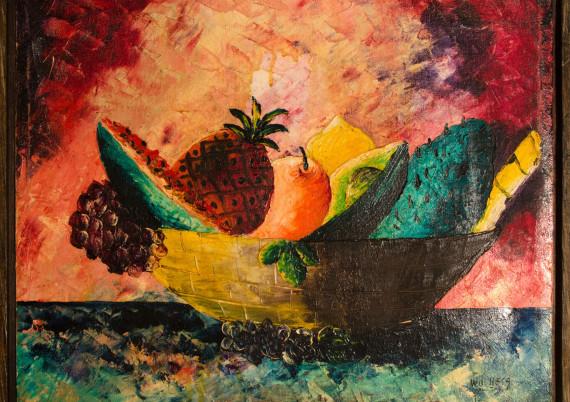 Wilhelm · Fruit Basket