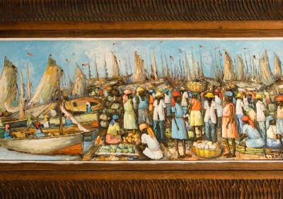 Antoine L · Market Day on Bay