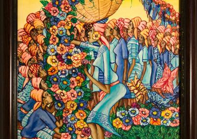 Jean Baptiste J · Festival of Flowers