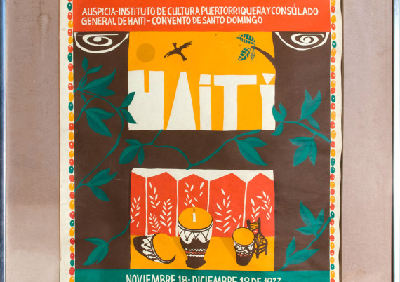Cardona • Haitian Painting Exhibit