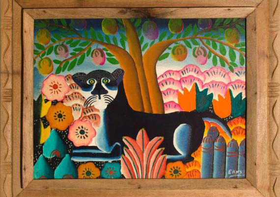 Ernst • Cat in Paradize