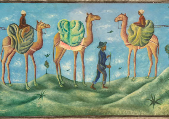 Joseph J · Three Camels