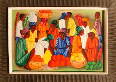 Michel · Ladies at Market