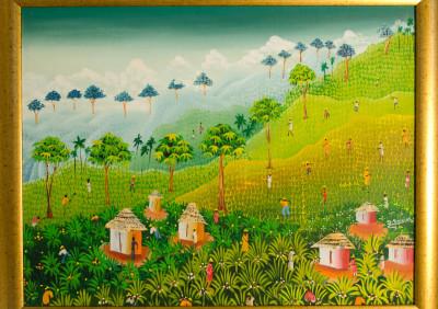 Sainius D · Going to Reap Hut Village