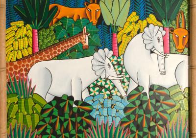 St Jean F · Paradise White Elephant